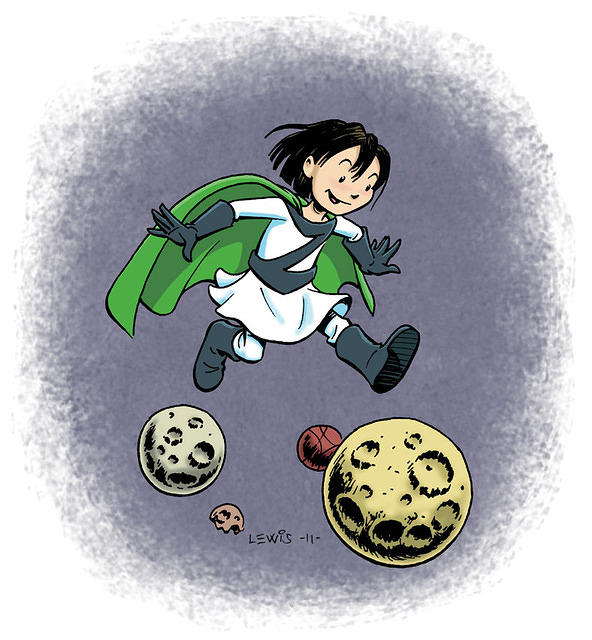Zita the Spacegirl