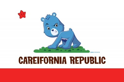 Careifornia Flag