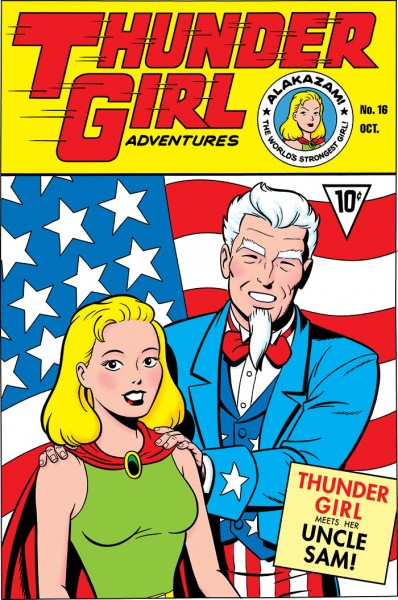 Thunder Girl Adventures #16