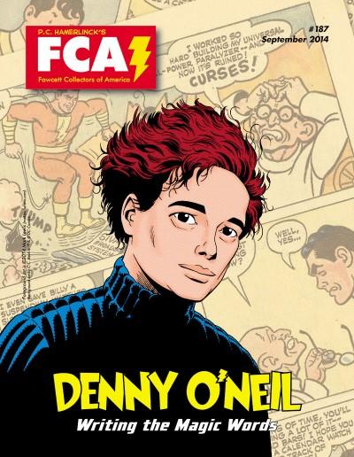 FCA Denny O'Neil Cover