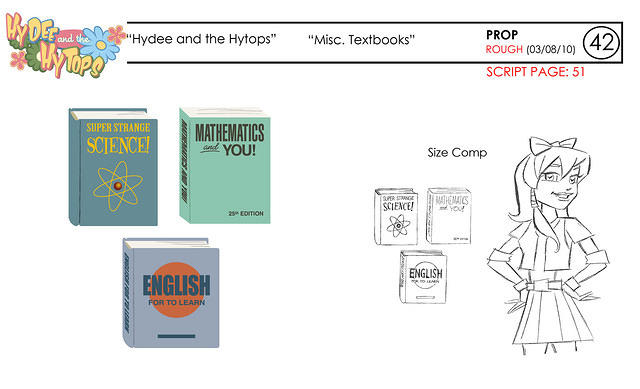 Hydee: Misc. Textbooks ROUGH