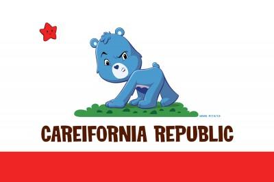 Careifornia Flag