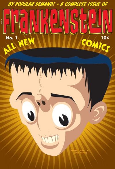 Frankenstein #1 Reworked