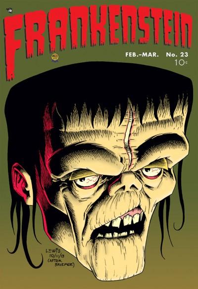 Frankenstein 23 Reworked