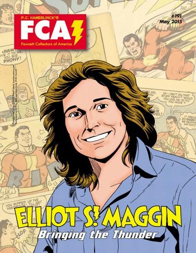 FCA Elliot S! Maggin Cover