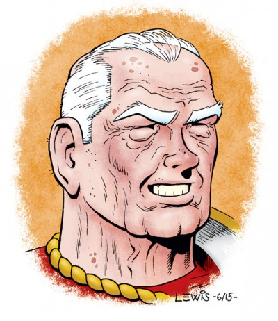 Captain Marvel at 75